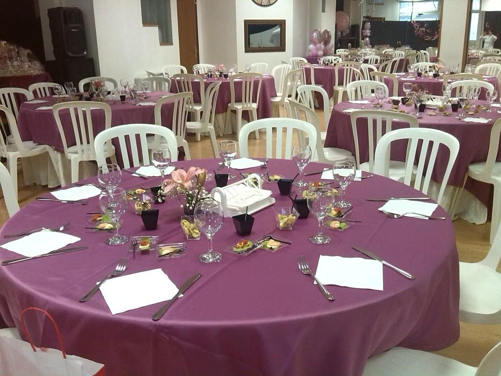 Banchetti e cerimonie nel ristorante a Roma La Pergola Montelanico